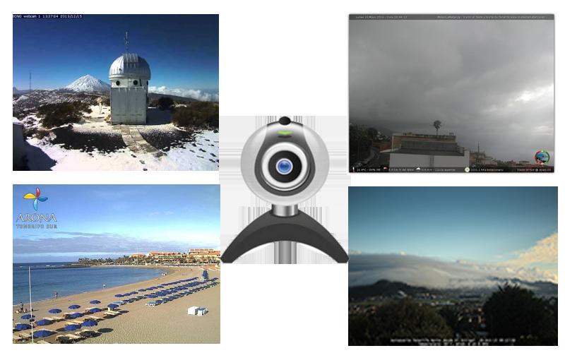 Webcams en Canarias
